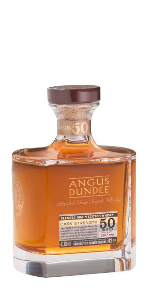Angus Dundee Blended Grain 50 Years Old