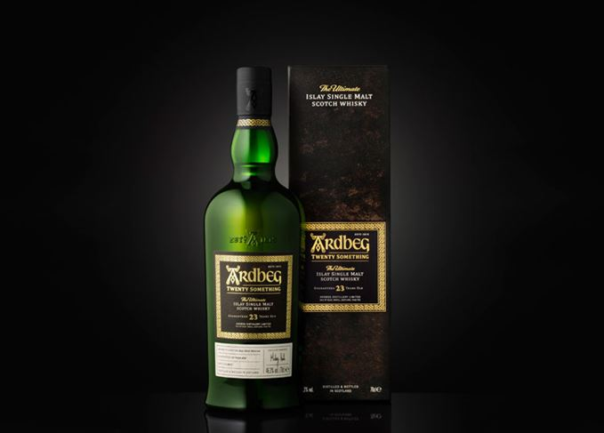Ardbeg Twenty Something