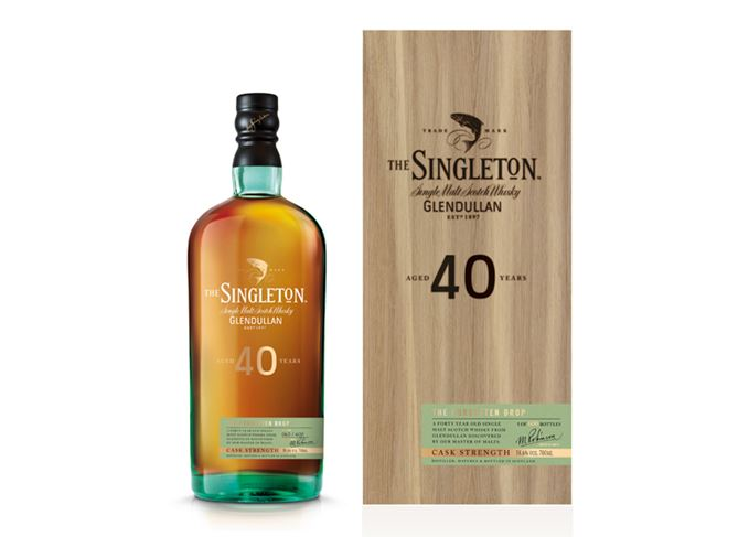 The Singleton Glendullan 40 Year Old Forgotten Drop