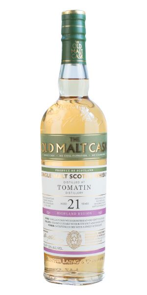 Tomatin 21 Years Old, 1995 (Hunter Laing)