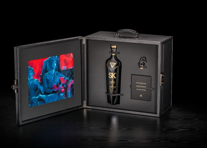 Macallan Steven Klein collaboration