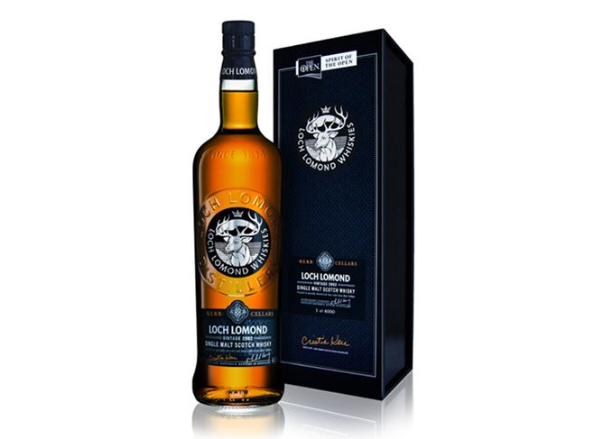 Loch Lomond Single Malt 2002 Vintage