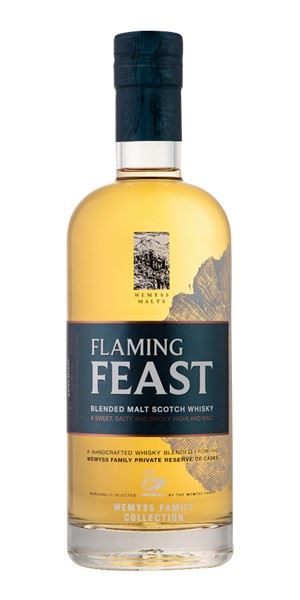 Flaming Feast (Wemyss Malts)