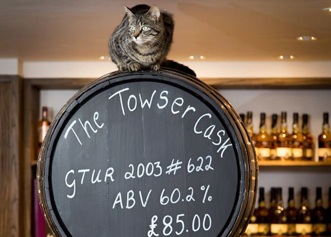 The Towser Cask