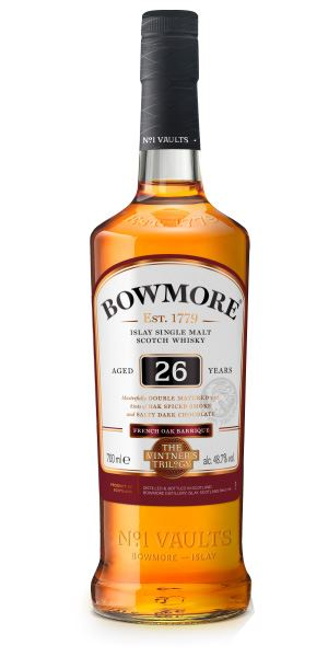 Bowmore 26 Years Old, The Vintner's Trilogy