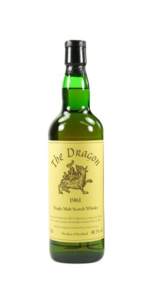 Highland Park 1961 'The Dragon', bottled 1997 (S & JD Robertson)
