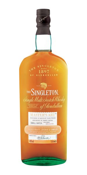 The Singleton of Glendullan Master's Art