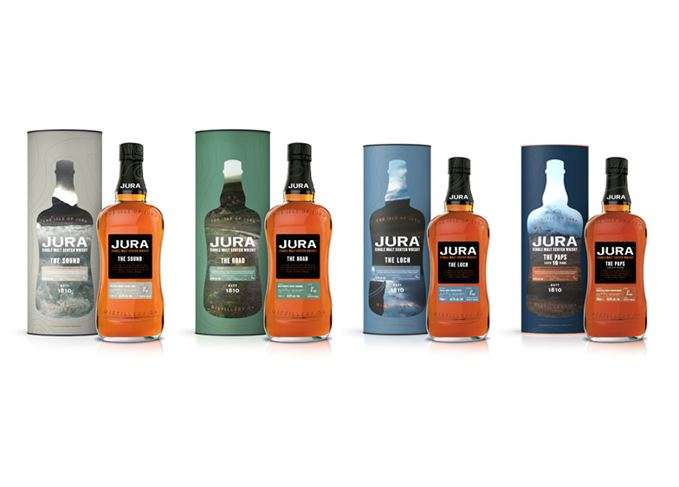 Jura Sherry Cask Collection