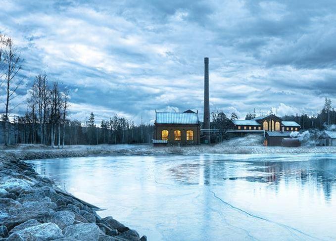 High Coast distillery in Sweden