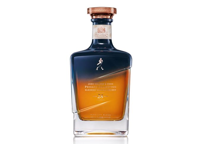John Walker & Sons Private Collection Midnight Blend