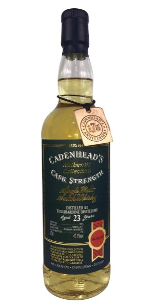 Tullibardine 23 Years Old, 1993 (Cadenhead)