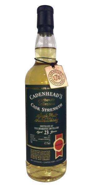Tullibardine 23 Years Old, 1993 (Cadenhead)