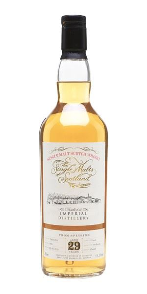Imperial 29 Years Old (Single Malts of Scotland)