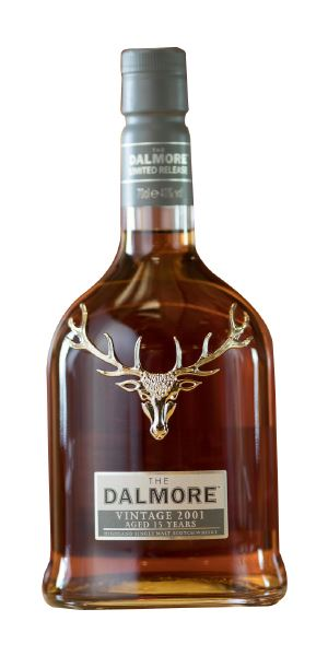 Dalmore Vintage 2001 (15 Years Old, tawny Port finish)