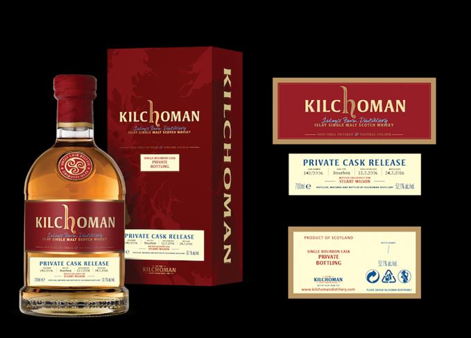 Kilchoman private single cask