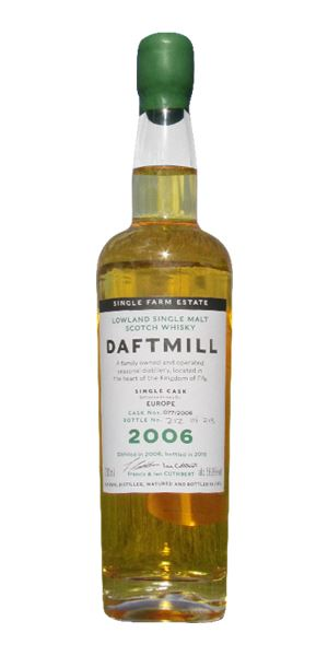 Daftmill 2006 single cask #77 (Europe exclusive)