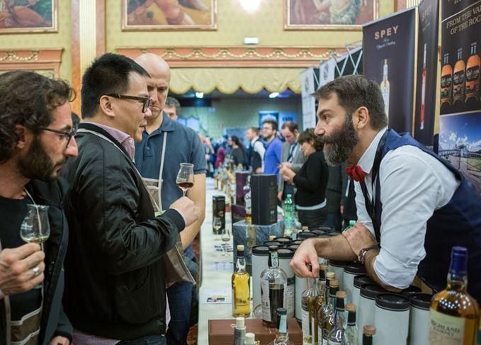 Milan Whisky Show 2018