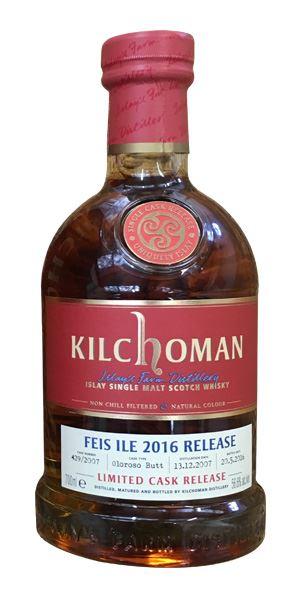 Kilchoman Fèis Ìle 2016 Release