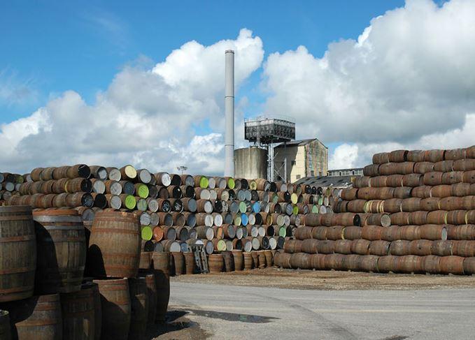 Invergordon distillery