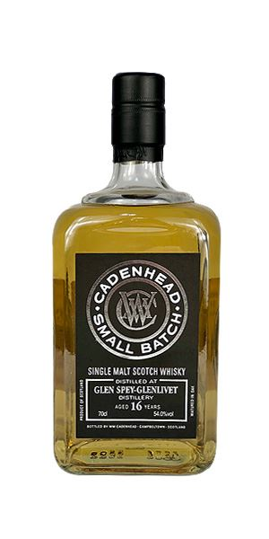 Glen Spey-Glenlivet 16 Years Old, 2001 (Cadenhead)