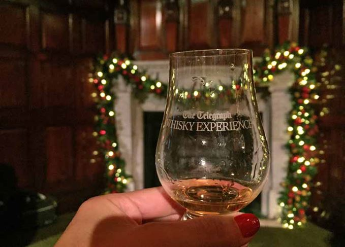 Telegraph Whisky Experience 2016