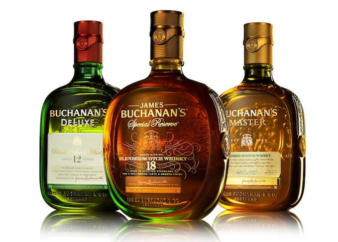 Buchanan's line-up
