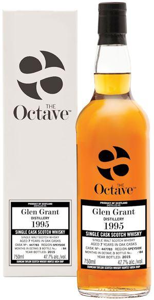 Glen Grant The Octave 1995 (Duncan Taylor)