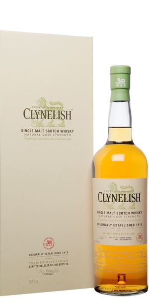 Clynelish Second Release (NAS)
