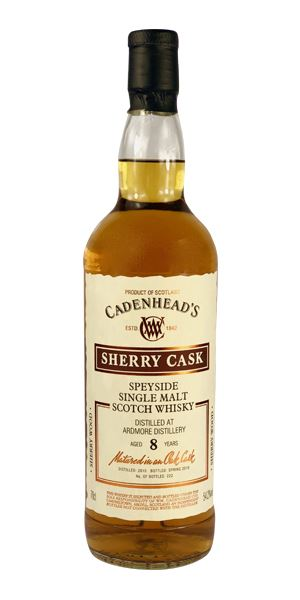 Ardmore 8 Years Old (Cadenhead)