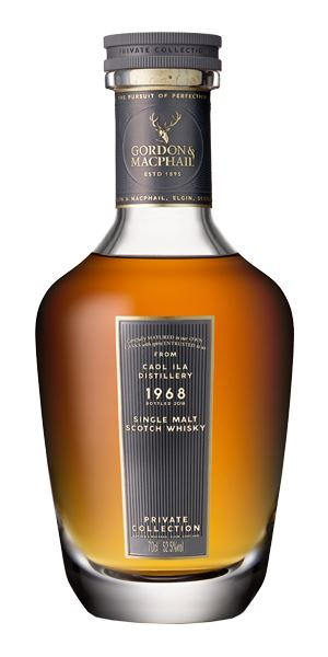 Caol Ila 50 Years Old, 1968, Private Collection (Gordon & MacPhail)