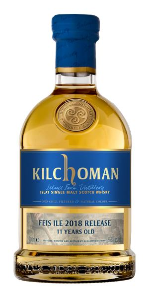 Kilchoman 11 Years Old, Fèis Ìle 2018