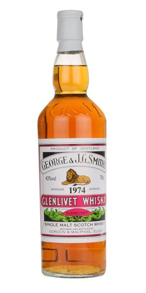 The Glenlivet 1974 Rare Vintage (Gordon & MacPhail)