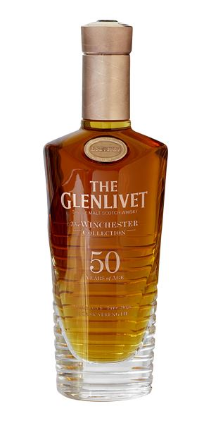 The Glenlivet 50 Years Old, 1967, Winchester Collection