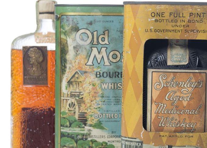 Schenley's Aged Medicinal Whiskey Bonhams