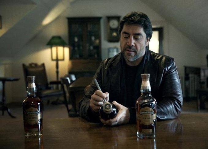 Javier Bardem Chivas Regal Ultis