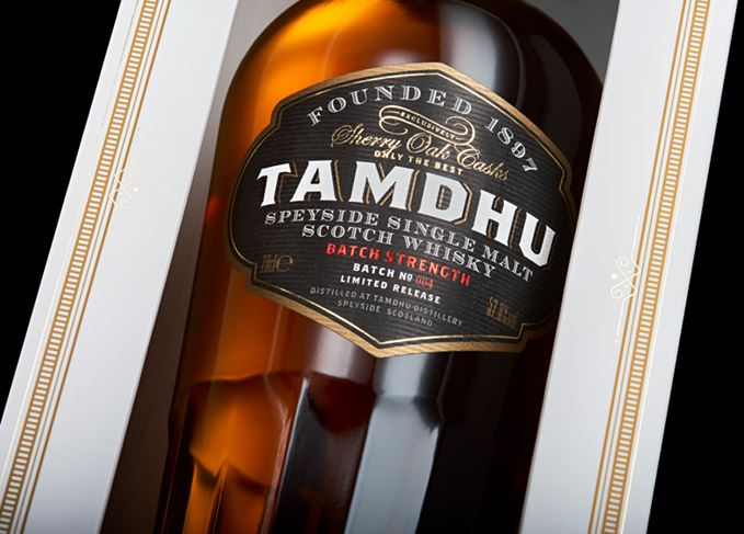 Tamdhu Batch Strength No. 004