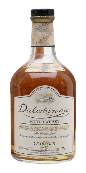Dalwhinnie 15 Years Old, Bottled c.1980