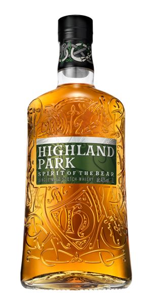 Highland Park Spirit of the Bear