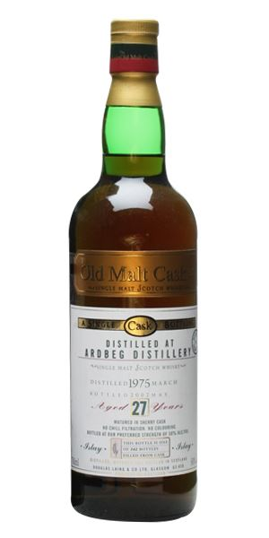 Ardbeg 27 Years Old (1975, Old Malt Cask)