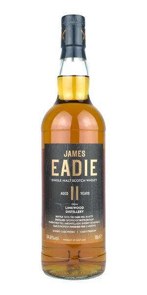 Linkwood 11 Years Old, Amontillado Finish (James Eadie)