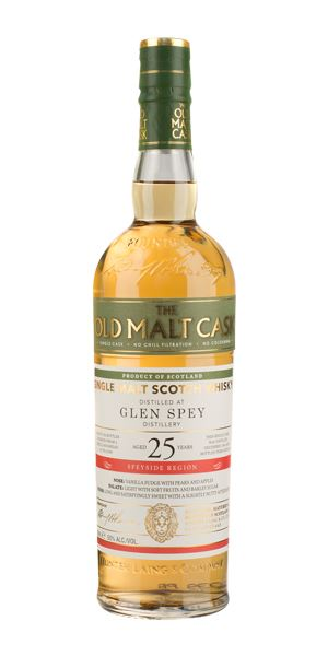 Glen Spey 25 Years Old (Hunter Laing)