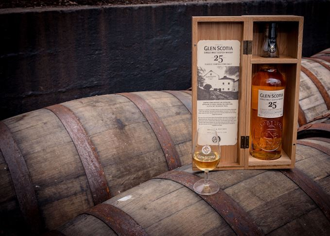 Glen Scotia 25-year-old