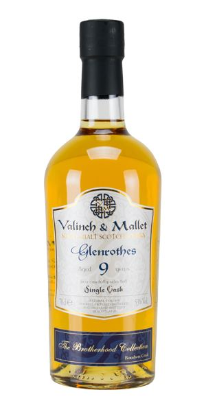 Glenrothes 9 Years Old (Valinch & Mallet)