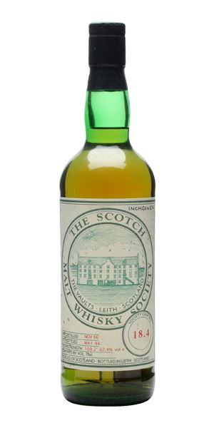 Inchmurrin 1966, 18.4, Bottled 1994 (SMWS)