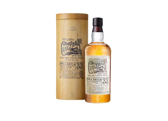 Craigellachie 33-year-old