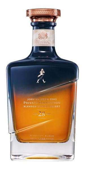 Midnight Blend 28 Years Old, John Walker & Sons Private Collection