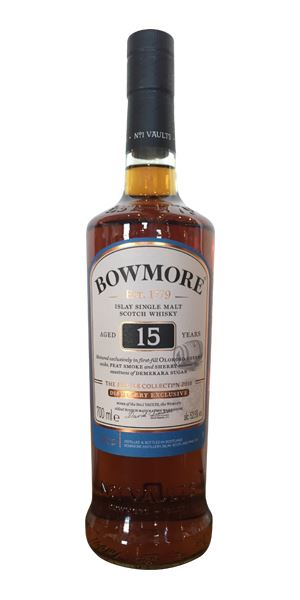 Bowmore 15 Years Old, Fèis Ìle 2018