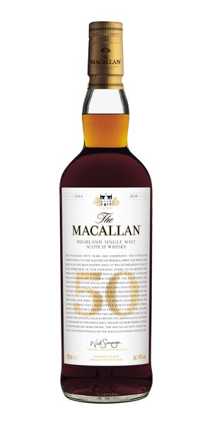 Macallan 50 Years Old