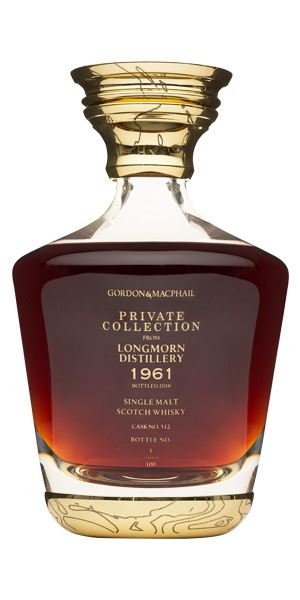 Longmorn 1961 Private Collection, Cask #512 (Gordon & MacPhail)