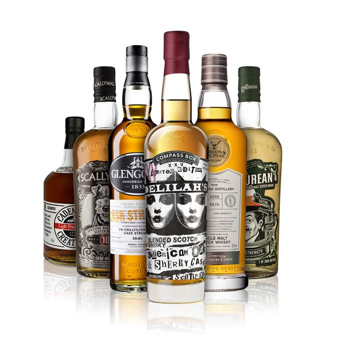 Batch 153: Cadenhead Creations, Clynelish, Compass Box Delilah's, Epicurean, Glengoyne, Scallywag